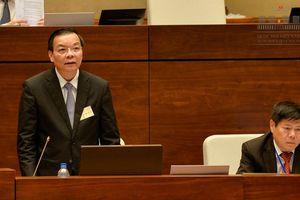 Bộ trưởng Bộ Thông tin - Truyền thông lần đầu đăng đàn trả lời chất vấn