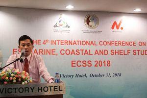 Hội nghị quốc tế về nghiên cứu Biển, Cửa sông và Bãi bồi (ECSS 2018)