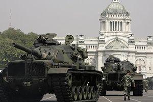 Xung quanh việc hiện đại hóa quân đội của Thái Lan