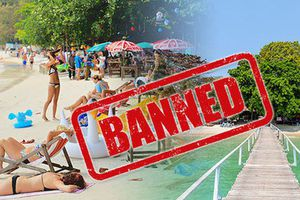 Thái Lan: Đảo Koh Samet nổi tiếng cấm mang theo vật dụng phổ biến này từ tháng 11