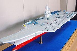 Tàu sân bay kiêm tàu đổ bộ tấn công độc đáo của Nga đối diện nguy cơ 'chết yểu'