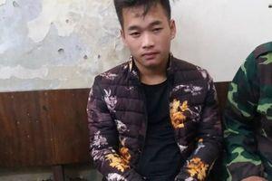 Vượt biên mang 10 bánh heroin từ Lào về Việt Nam để tiêu thụ