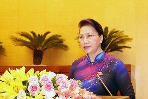 Chủ tịch Quốc hội: 'Phiên chất vấn diễn ra sôi nổi, dân chủ, thẳng thắn, trách nhiệm'