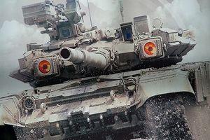 Vì sao xe tăng T-90S Việt Nam có 'Đôi mắt đỏ', còn Iraq, Ấn Độ lại không?