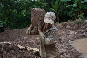 Nông dân Campuchia bị đẩy vào cảnh khốn cùng vì biến đổi khí hậu