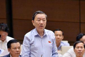 Bộ trưởng Công an nói về việc xử lý người xúc phạm lãnh đạo trên mạng