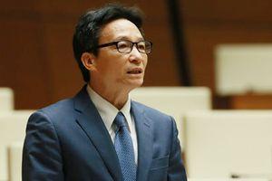 Phó thủ tướng Vũ Đức Đam khẳng định Việt Nam có triết lý giáo dục