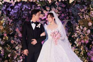 Đường Yên - La Tấn công khai ảnh cưới đẹp như cổ tích