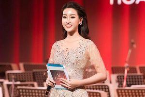 Đỗ Mỹ Linh xác nhận trở thành MC của VTV24