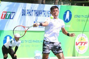 Lý Hoàng Nam thắng 'kép' tại giải Việt Nam F5 Futures