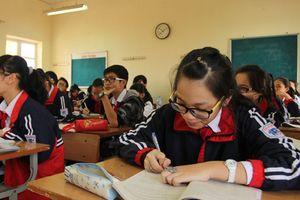 Hà Nội công bố đề thi tham khảo tuyển sinh vào lớp 10: Bám sát ma trận đề để ôn tập