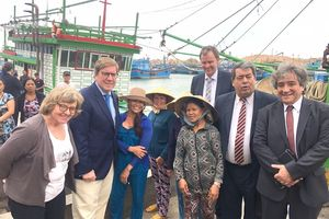 Ủy ban nghề cá Nghị viện châu Âu đánh giá cao nỗ lực chống khai thác IUU của Bình Định
