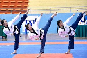 Hướng đến Đại hội thể Thao toàn quốc lần VIII: Taekwondo An Giang quyết tâm đoạt ít nhất là 1HCV