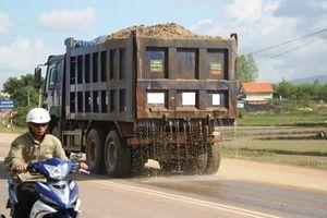 Chở vật liệu xây dựng gây ô nhiễm môi trường bị xử lý thế nào?