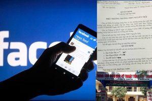Vụ học sinh 'xúc phạm' giáo viên trên Facebook: Đuổi học dễ, giúp các em hướng thiện mới khó