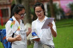 Đáp án tất cả môn trong đề thi tham khảo vào lớp 10 tại Hà Nội