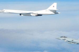 Typhoon mệt mỏi vì oanh tạc cơ Nga