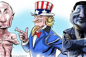 Mỹ nhắc khéo Nga cẩn thận bán vũ khí cho Trung Quốc