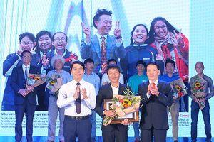 Trao giải cuộc thi ảnh 'Tuổi trẻ Việt Nam-Nhật Bản chung tay xây đắp tình hữu nghị Việt-Nhật'