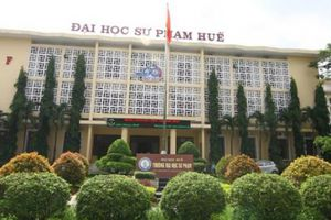 Kỷ luật 2 người gian lận điểm thi xôn xao Đại học Huế