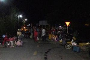 'Chợ cá ma' mùa nước nổi ở An Giang