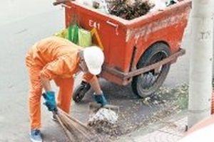 Chăm lo đời sống, bảo đảm quyền lợi cho công nhân vệ sinh