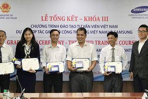 Định vị hàng Việt vào chuỗi cung ứng toàn cầu