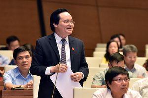 Bộ trưởng Phùng Xuân Nhạ: Lãng phí là có thật