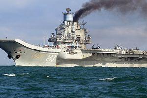 Sửa còn không xong, Nga 'mơ mộng hão huyền' chế tạo tàu sân bay!