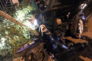Yêu cầu làm rõ Phó trưởng Công an thị xã gây tai nạn có nồng độ cồn không