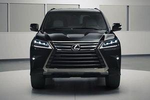 'Chuyên cơ mặt đất' Lexus LX Inspiration Series giá 2,3 tỷ