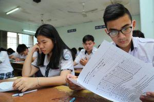 Đề thi tham khảo lớp 10 THPT tại Hà Nội dễ hay khó?