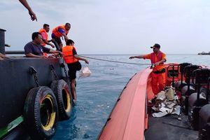 Indonesia triển khai robot để tìm hộp đen của chiếc máy bay Lion Air gặp nạn