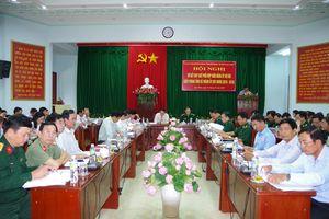Sơ kết quy chế phối hợp giữa Thành ủy Quy Nhơn và Đảng ủy BĐBP tỉnh Bình Định