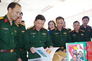 Tổng kết, trao giải 'Cuộc thi tìm hiểu pháp luật trong Thanh niên quân đội'