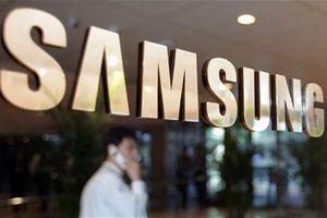 Quý 3/2018, doanh thu của Samsung tăng 5%
