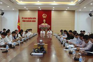 Quảng Ninh: Sắp có thêm cảng lớn cho tầu 80.000DWT cập bến