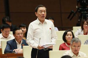 Bộ trưởng Tô Lâm: 'Còn khó khăn khi xử lý đối tượng tung tin bôi xấu trên mạng'