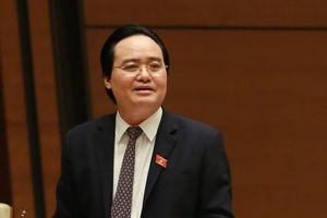 Bộ trưởng Phùng Xuân Nhạ nhận trách nhiệm về tình trạng lãng phí sách giáo khoa