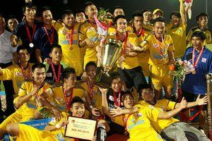 VCK giải U.21 Báo Thanh Niên 2018: Sông Lam Nghệ An muốn kéo dài kỷ lục vô địch