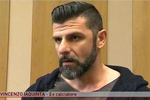 Cựu ngôi sao bóng đá Ý bị kết án tù vì dính líu với mafia