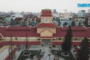 Cận cảnh chợ Bình Tây - lớn nhất Sài Gòn – sau 2 năm đóng cửa 'tân trang'
