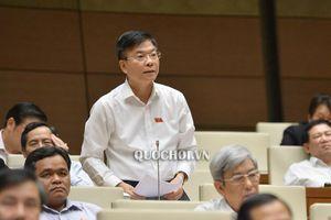 Bộ trưởng Bộ Tư pháp Lê Thành Long trả lời về việc còn nhiều bản án dân sự chưa được thi hành