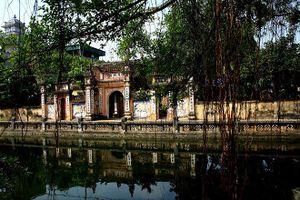 Quanh dư luận xây đền thờ Nguyễn Trãi: Không xây mới, chỉ mở rộng
