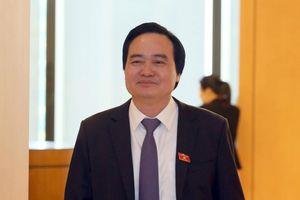 Bộ trưởng Phùng Xuân Nhạ nhận trách nhiệm lãng phí SGK