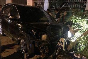 Đề nghị khẩn trương điều tra vụ thượng tá lái xe gây tai nạn liên hoàn