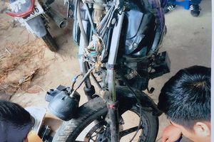 Vụ kiểm lâm tông công an: 'Xe máy không hề phanh''