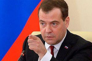Nga áp lệnh trừng phạt 'đáp trả' vào Ukraine