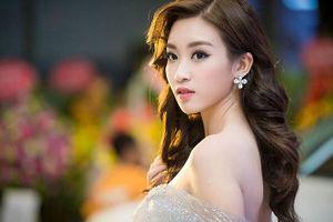 Showbiz 1/11: Hoa hậu Đỗ Mỹ Linh chính thức thành MC VTV24