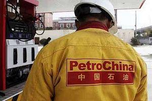 Các đại gia dầu khí Trung Quốc thắng lớn